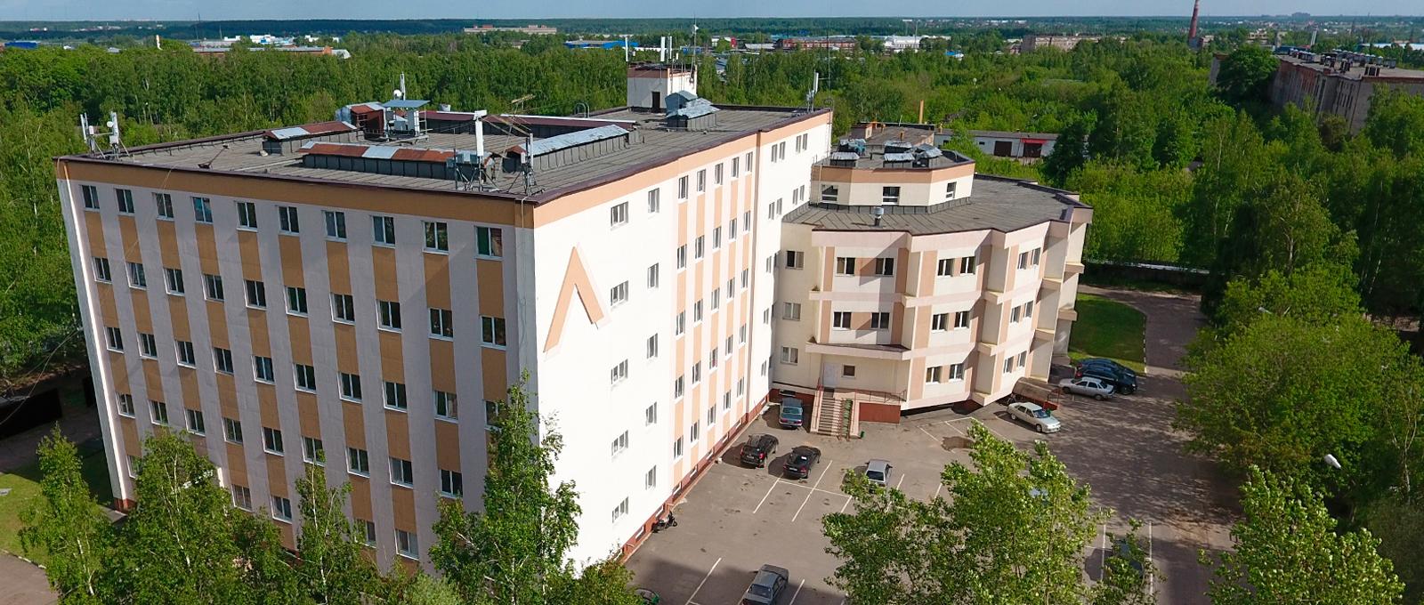 Бюджетная Гостиница в городе Старой Купавне рядом с Москвой